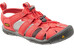 Keen W's Clearwater CNX Hot Coral/Drizzle